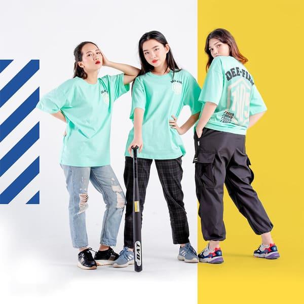 các mẫu áo lớp đẹp nhất 2021